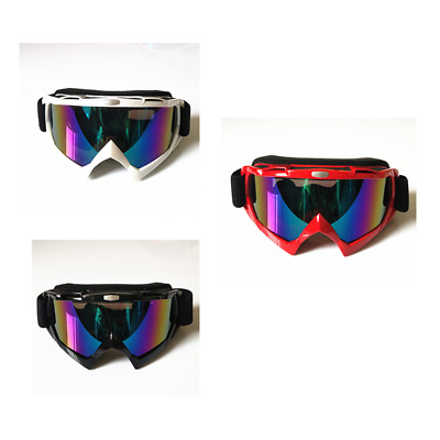 Crossbrille Motocross Brille Enduro Cross Quad Downhill Goggle MTB ATV Motorrad