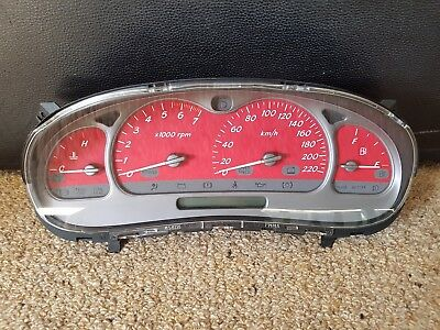 holden Vx SS commodore Redhot Red auto Instrument Cluster 306,500kms