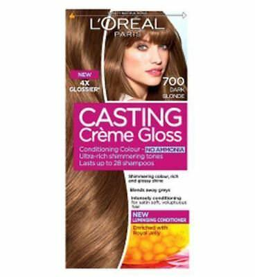 Six Packs Of L Oreal Casting Creme Gloss 543 Golden Henna 44 55
