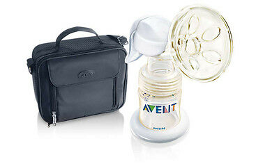Philips Avent ISIS Naturally Handmilchpumpen SET   - NEU