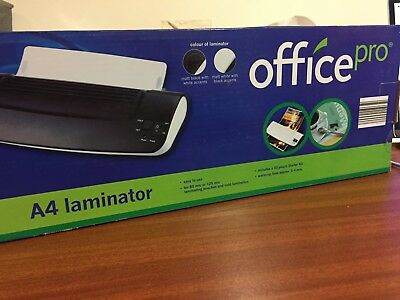 OfficePro A4 Laminator (Brand New)