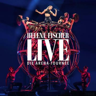 Helene Fischer Live - Die Arena-Tournee, 2 Audio-CDs 2 Audio-CD(s) Fischer,Helen