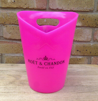 Ice Bucket - Champagne Bucket - Champagne Cooler - Moet & Chandon Pink