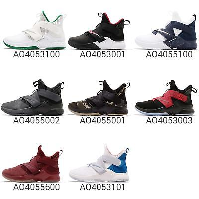 the latest 378c3 d33bd Nike LeBron Soldier XII EP 12 SFG XDR James Men Basketball Shoes Sneakers  Pick 1
