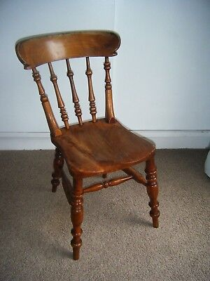 Victorian, good old  farmhouse kitchen chair