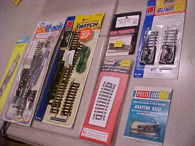 HO Scale Model Railroad REMOTE CONTROL SWITCHES  +. LIFE LIKE ,ATLAS +