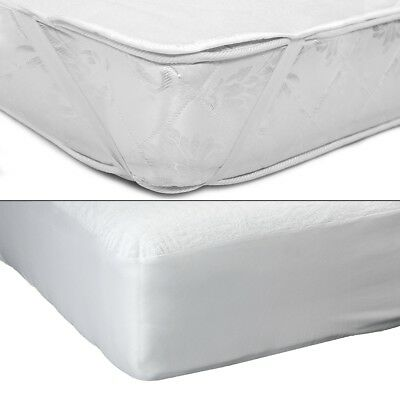 Mattress protectors toppers bed covers pads incontinence protector various sizes