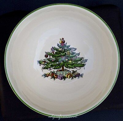 Spode Christmas Tree Nut Bowl Nuts Candies Sweets