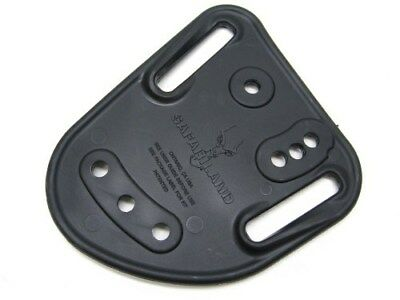 """Safariland Black 1.5"""" Belt Loop Attachment For Cross Draw Holster 567BL-1-2-150"""