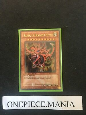 Yu-gi-oh! Secret-Rare Slifer, Le Dragon Céleste YGLD-FRG01