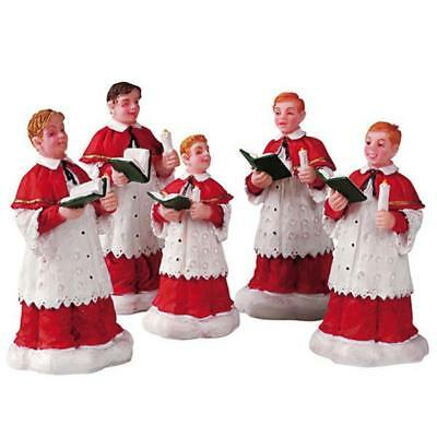Lemax Coro Chirichetti 5Pz - The Choir Cod 52038