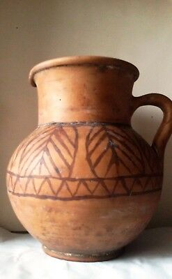 Very Rare Original Ancient Bronze Age Urartian Pottery, circa 13 - 8 century BC