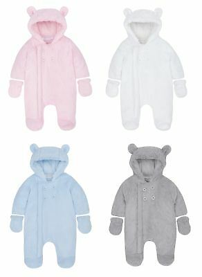 Babies Soft Feel Pram Suit / Pram Coat / Snow Suit