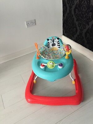Bright Stars Animal Unisex Baby Walker