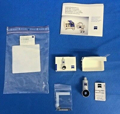 Carl Zeiss 304122-9901-000 Illumination System for Head Worn Loupes, Head Lamp