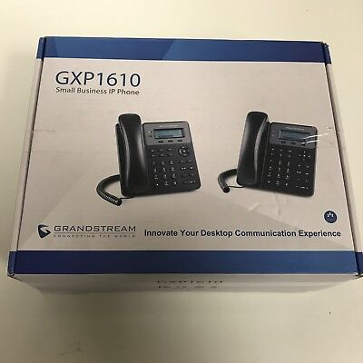 Grandstream  ,Small Business 1-Line IP Phone , GS-GXP1610
