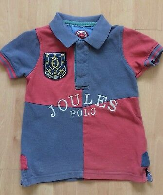 6432f7c39 JOULES BOYS POLO Shirt 3 Years, Little Joule, - £3.99 | PicClick UK