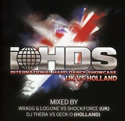 IHDS - UK Vs Holland [CD]