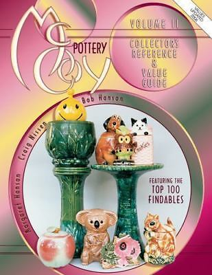 McCoy Pottery Collector Reference (McCoy Pottery: The Ultimate-ExLibrary