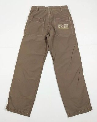 Timberland Boys Khaki/Brown Light Casual Trousers Age 12 W25 L27