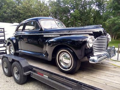 1941 Buick Series 40  1941 Buick Sedanette 2dr Straight 8