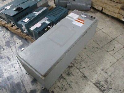 ASCO 3R Automatic Transfer Switch E940326097XC 260A 480V 60Hz 3Ph 3W Used