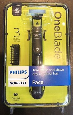 Philips Norelco QP2520/70 One Blade Rechargeable Shaver/trimmer New In Package