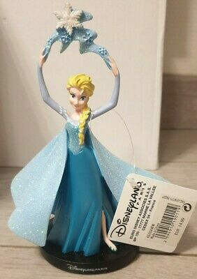 FIGURINE ELSA NEW / Nouveau Disneyland Paris