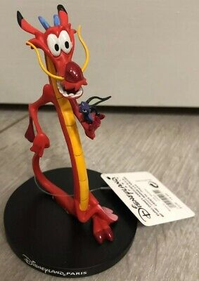 FIGURINE MUSHU Disneyland Paris