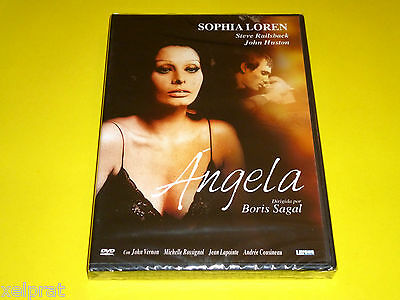 ANGELA Sophia Loren - English / Español DVD R-ALL Precintada