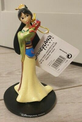 FIGURINE MULAN Disneyland Paris