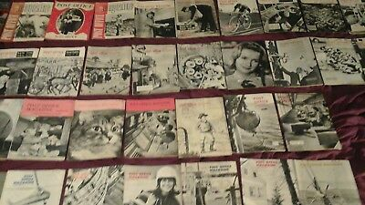 Post Office Magazines 32 Vintage 1950s 1960s issues mainly 1962, 1963 and 1964