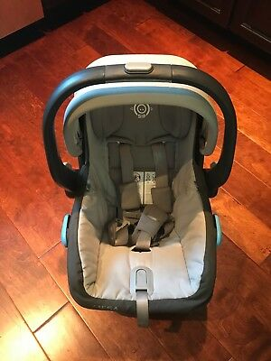 UPPAbaby MESA Infant Car Seat Pascal 4-35 lbs with Adapter
