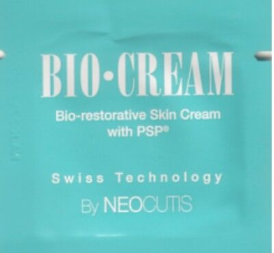 10x NEOCUTIS BIO RESTORATIVE CREAM 1 ML EA TOTAL 10 ML !!!