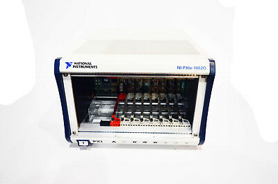 National Instruments NI PXIe-1062Q 8-Slot, Quiet, Up to 3 GB/s PXI Chassis