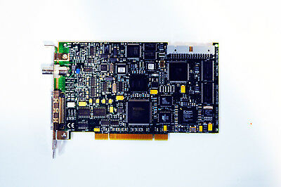 USA National Instruments Ni PCI-1409 Ni Imaq Video Rahmen Greifer Karte