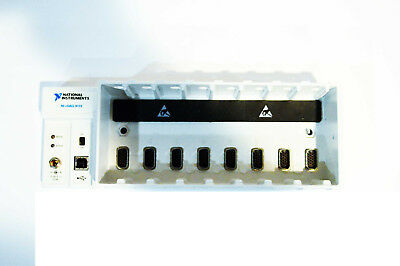 USA National Instruments Ni cDAQ-9172 USB Compactdaq Chassis, 8-Slot