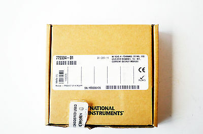 National Instruments Ni 9265 0 bis 20 Ma,Analog Leistung,100 Ks / S / Ch,4 Kanal
