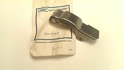 New OEM OMC P/N 909267 Water Deflector for 1976-85 OMC Stern Drives