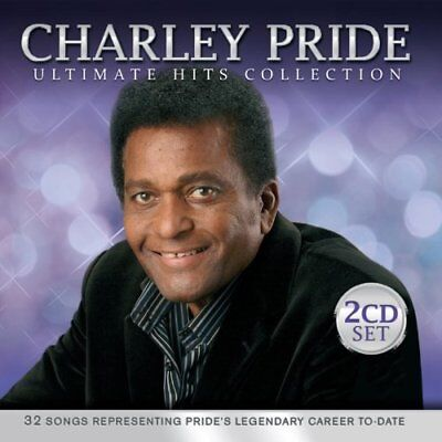 Charlie Pride - ULTIMATE HITS COLLECTION [CD]