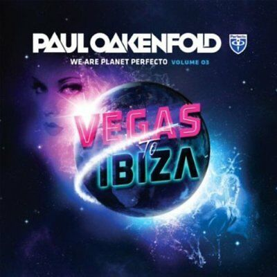 Paul Oakenfold - We Are Planet Perfecto Volume 3: Vegas To Ibiza [CD]