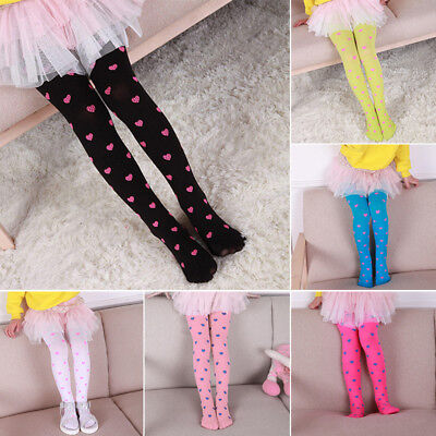 Children Baby Kids Girls Princess Tights Socks Stockings Pants Hosiery Pantyhose