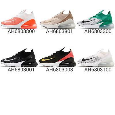 24f4dcfe20 Nike Wmns Air Max 270 Flyknit Womens Running Shoes Lifestyle Sneakers Pick 1