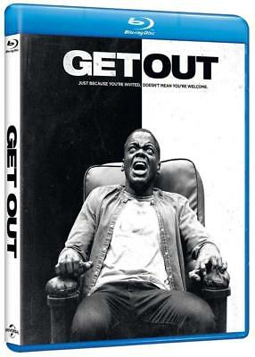 Get Out   Blu Ray  Neuf Sous Cellophane