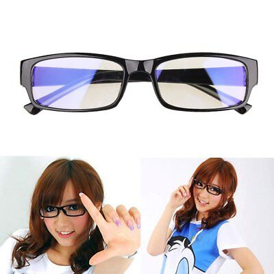 PC TV Anti Radiation Glasses Computer Eye Strain Protection Glasses Vision High