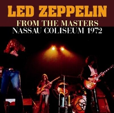NEW LED ZEPPELIN - FROM THE MASTERS: NASSAU COLISEUM 1972##Hu
