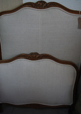 Single French bed