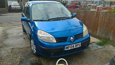 renault scenic automatic, new belt kit water pump serviced & . 100 price drop
