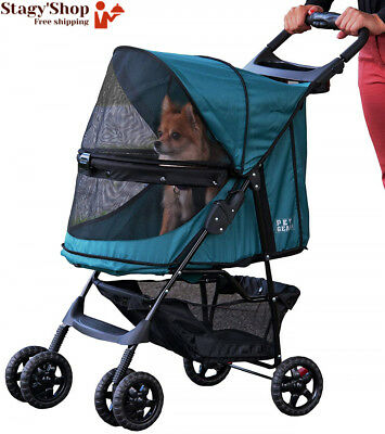 Rosewood Pet Gear Happy Trails Poussette sans Fermeture Éclair pour Animal...