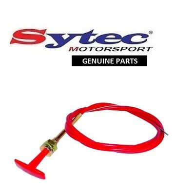 Genuine Sytec 1.8 Meter T-Pull Safety Switch Cable For Battery Master Switch